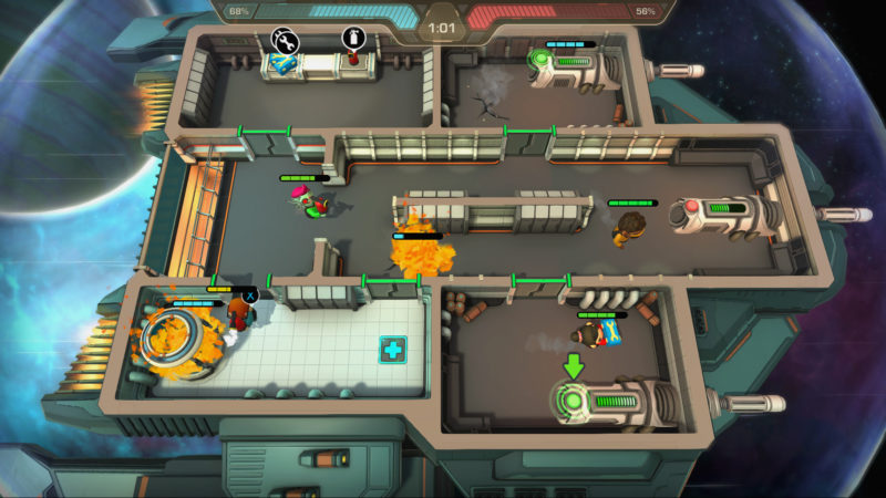 best ps4 games like overcooked 2