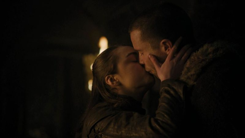game of thrones gendry arya recap s8e2