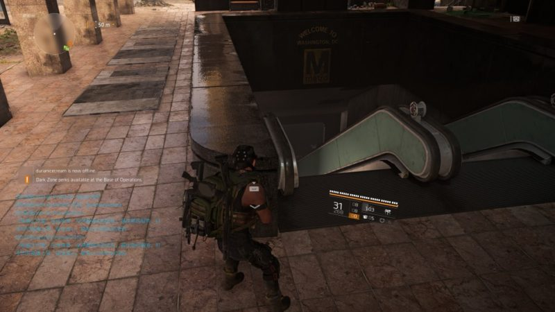 the division 2 - demon mask location