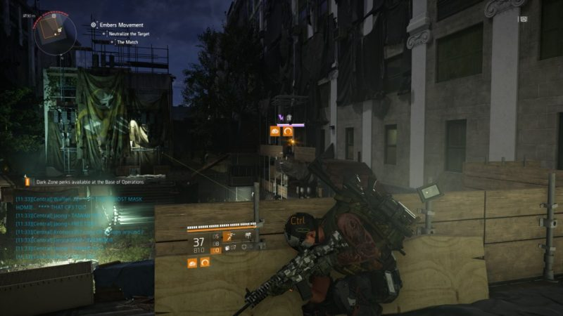 the division 2 - embers movement mission guide