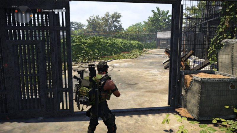 the division 2 - gatehouse facility guide