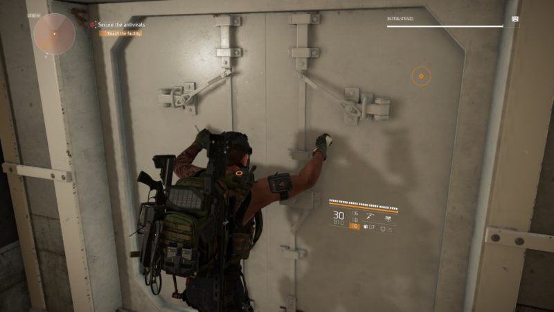 the division 2 - gatehouse facility mission guide