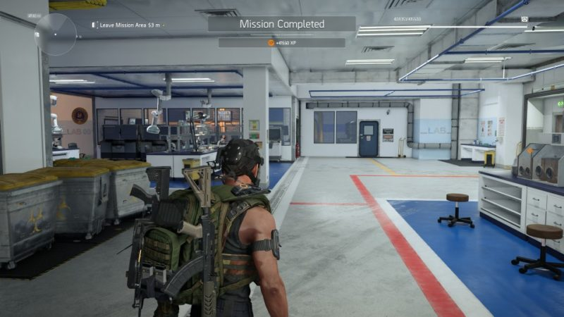 the division 2 - gatehouse facility tips