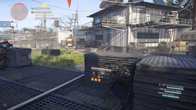 the division 2 - tidal basin mission wiki