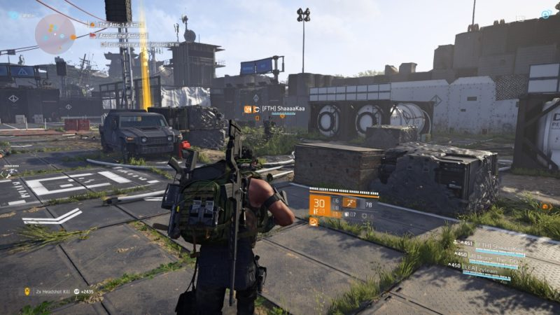 the division 2 - tidal basin quest guide