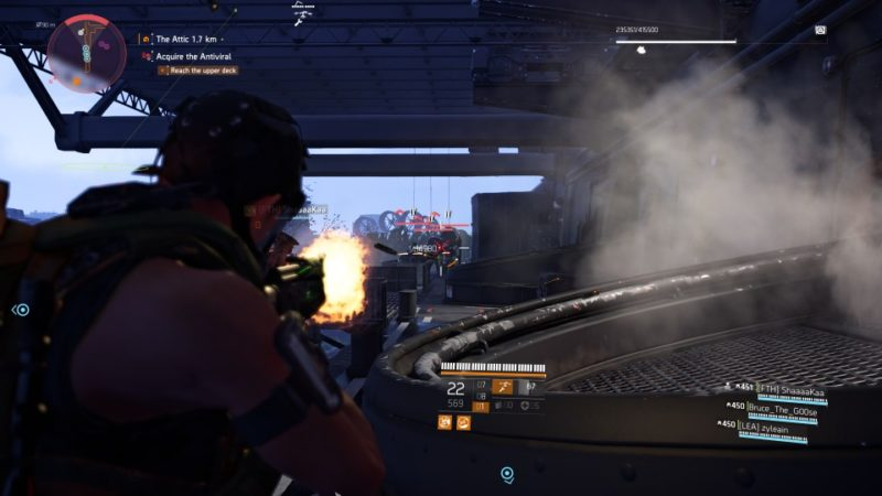 the division 2 - tidal basin stronghold wiki and guide