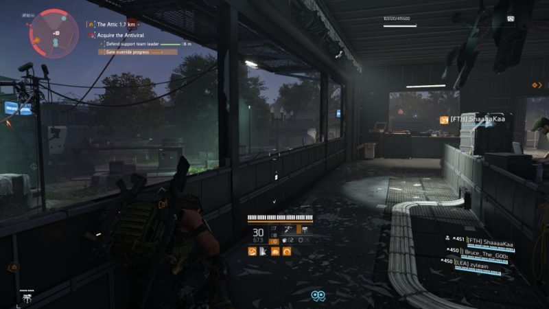 the division 2 - tidal basin tips and guide