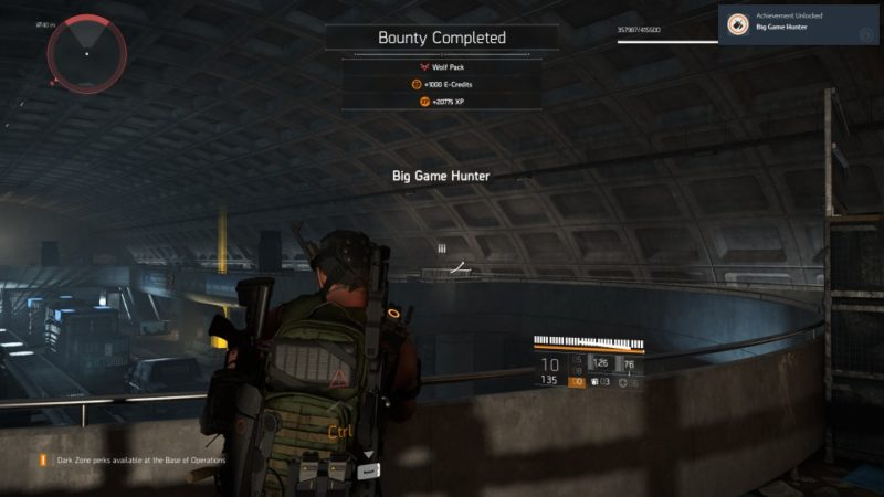 the division 2 - wolf pack bounty wiki and tips