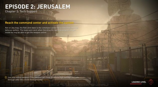 world war z - jerusalem - tech support