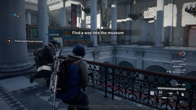 world war z - moscow - a sign from above guide