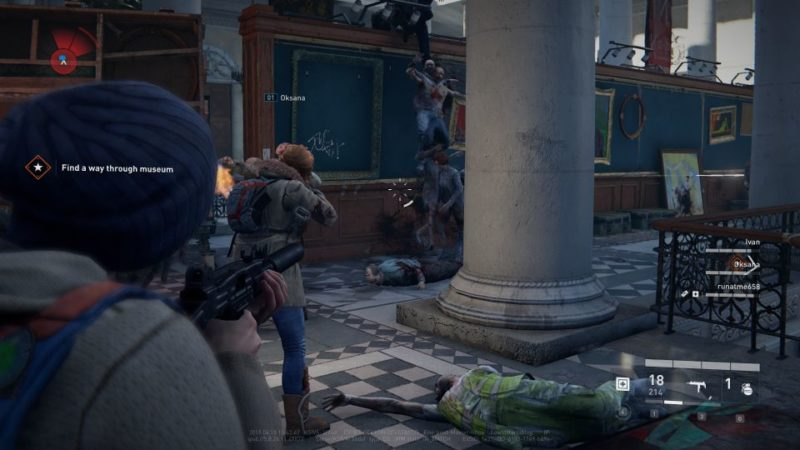 world war z - moscow - a sign from above guide tips