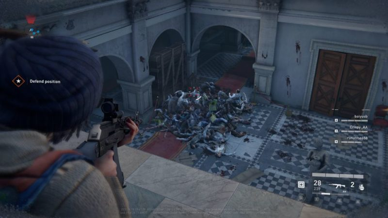 world war z - moscow - a sign from above mission guide