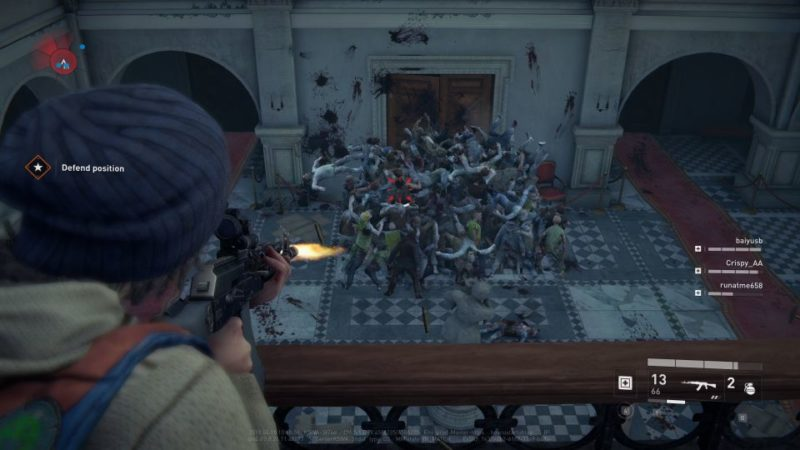 world war z - moscow - a sign from above mission tips