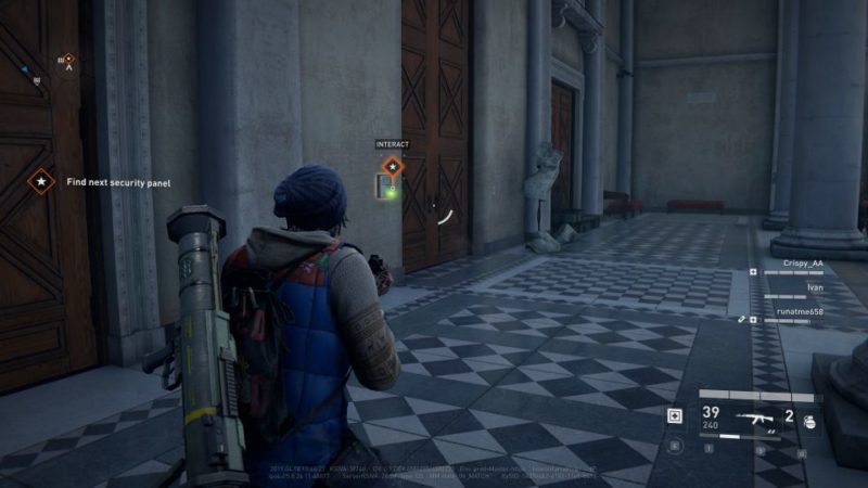 world war z - moscow - a sign from above quest tips