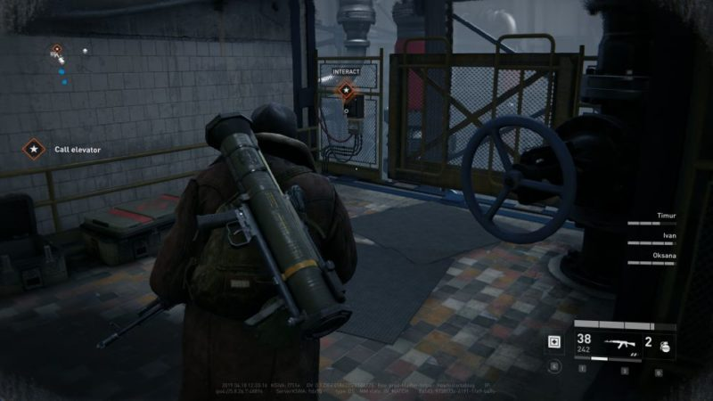 world war z - moscow - battle of nerves mission objectives