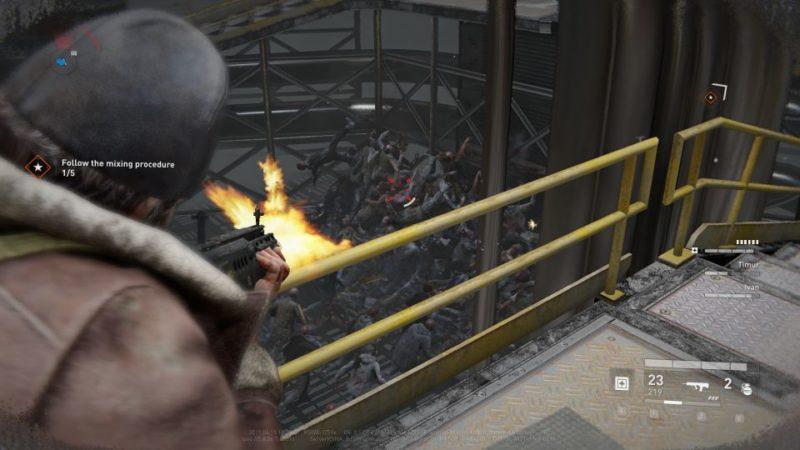 world war z - moscow - battle of nerves quest
