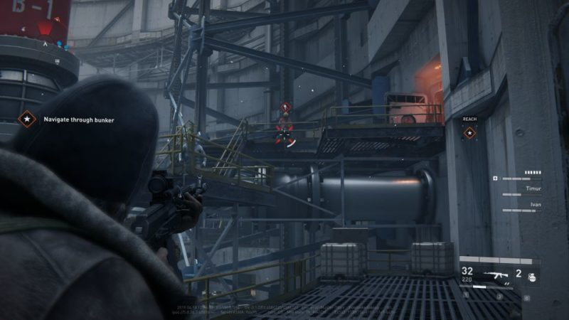 world war z - moscow - battle of nerves where are the ammo