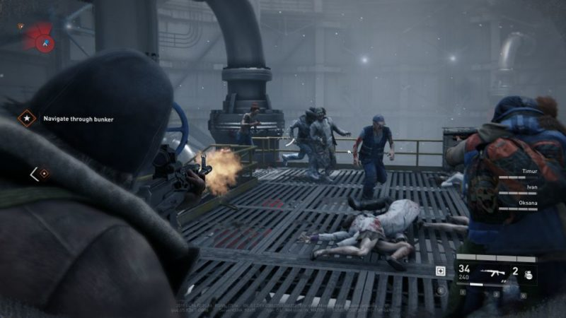 world war z - moscow - battle of nerves wiki and guide