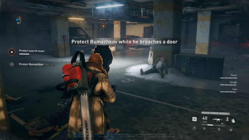 world war z - moscow - key to the city quest guide