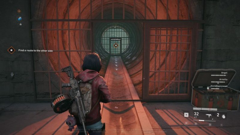 world war z - new york - tunnel vision quest guide