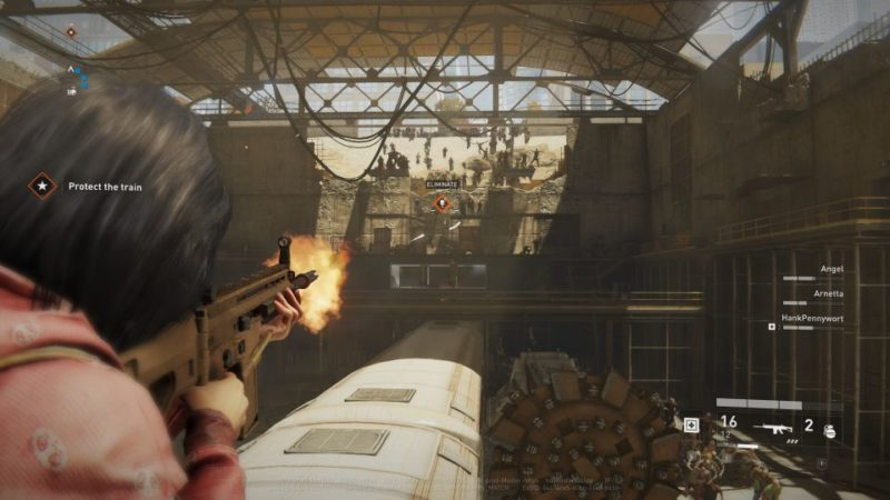 world war z - new york - tunnel vision wiki and guide