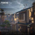 world war z - tokyo - setting sun