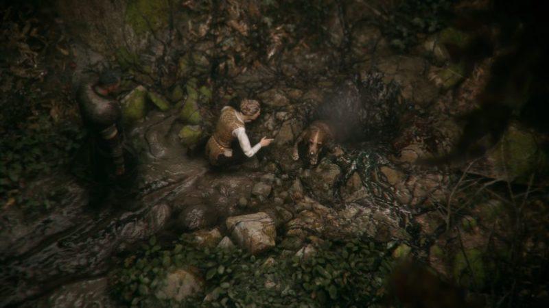 A Plague Tale Innocence - The Rune De Legacy chapter