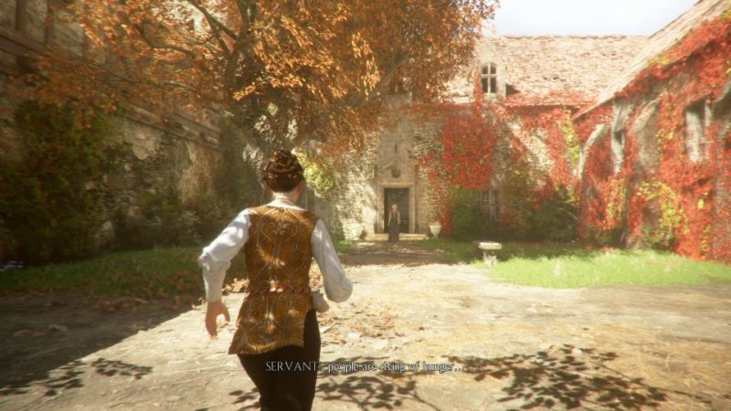 A Plague Tale Innocence - The Rune De Legacy chapter guide