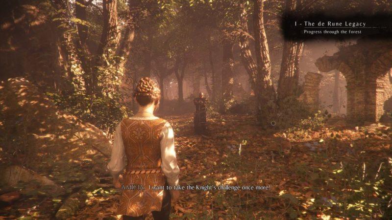 A Plague Tale Innocence - The Rune De Legacy guide