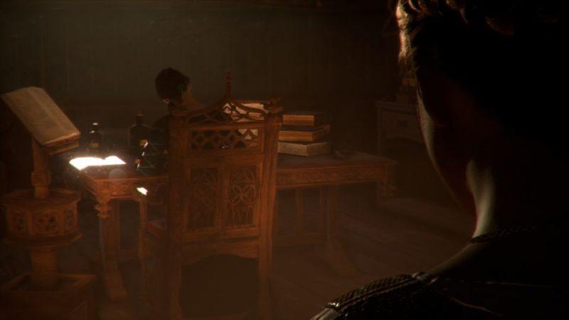 A Plague Tale Innocence - The Rune De Legacy mission