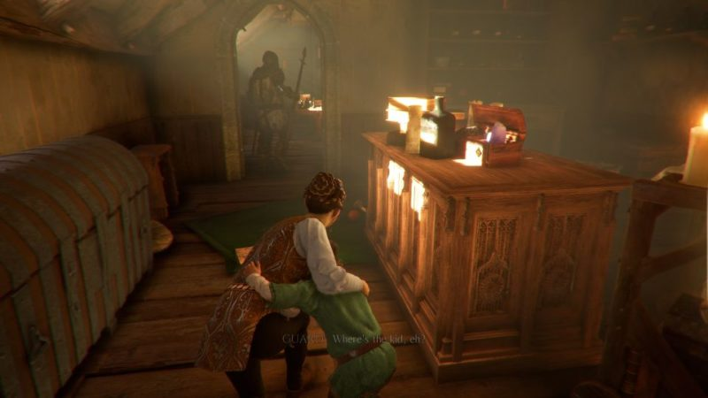 A Plague Tale Innocence - The Rune De Legacy mission wiki