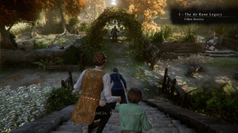 A Plague Tale Innocence - The Rune De Legacy wiki and guide