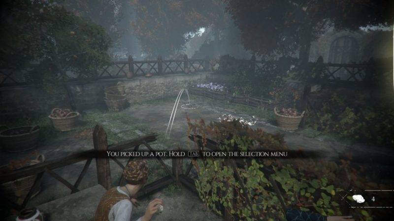 A Plague Tale Innocence - chapter 1 guide tips