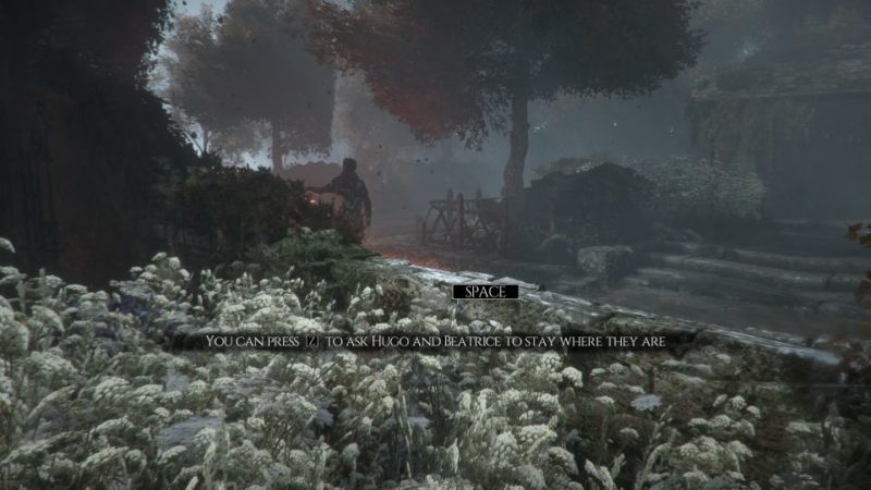 A Plague Tale Innocence - chapter 1 mission