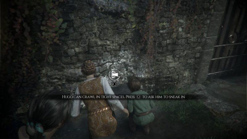 A Plague Tale Innocence - chapter 1 quest
