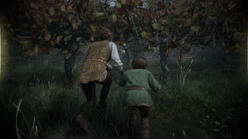 A Plague Tale Innocence - chapter 1 quest walkthrough