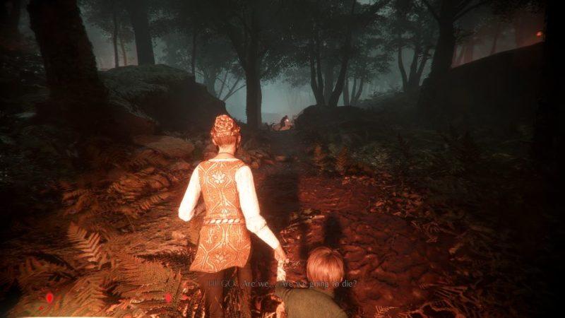 A Plague Tale Innocence - chapter 1 tips