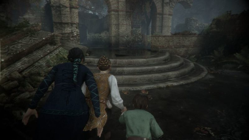 A Plague Tale Innocence - chapter 1 walkthrough guide