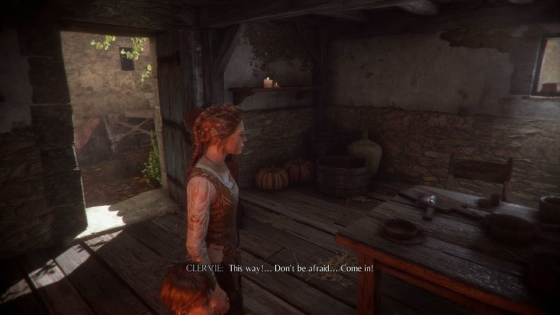 A Plague Tale Innocence - chapter 2 guide