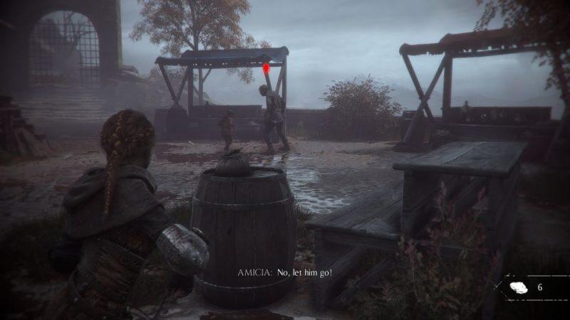 A Plague Tale Innocence - chapter 2 mission walkthrough
