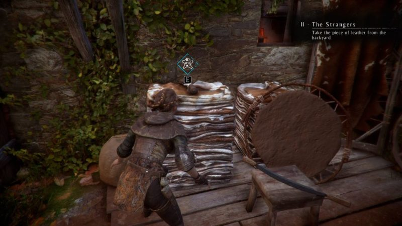 A Plague Tale Innocence - chapter 2 quest guide