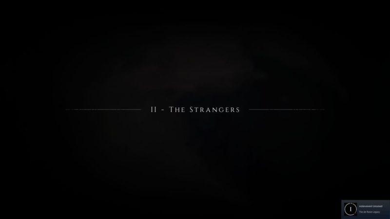 A Plague Tale Innocence - the strangers