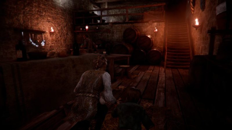 A Plague Tale Innocence - the strangers mission