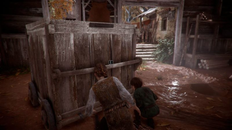A Plague Tale Innocence - the strangers mission objectives
