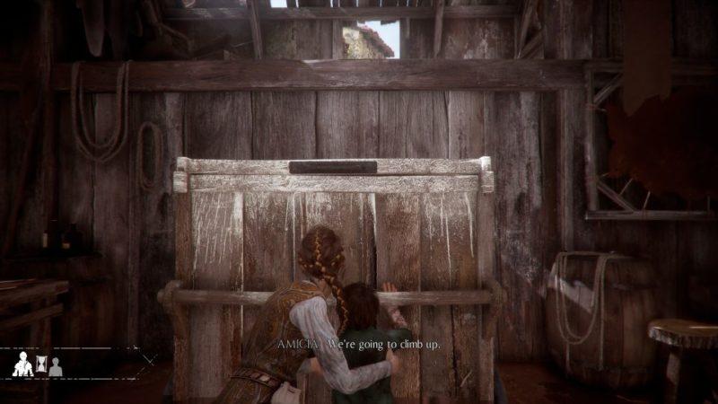A Plague Tale Innocence - the strangers mission walkthrough