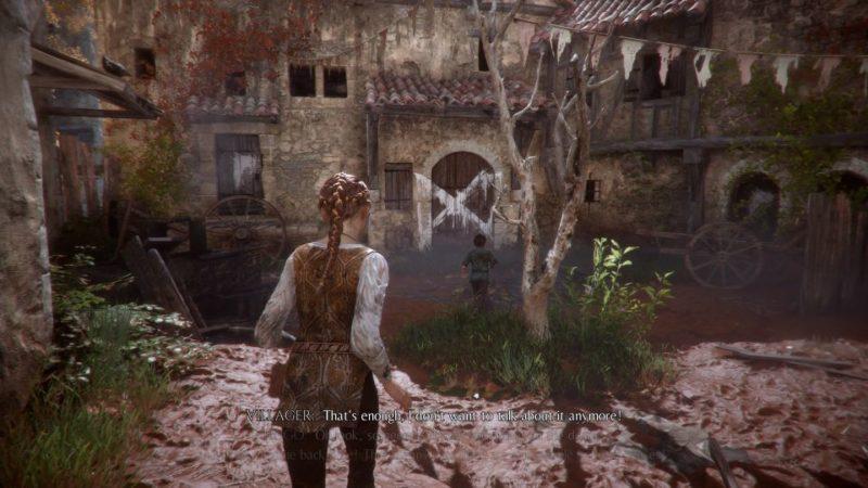 A Plague Tale Innocence - the strangers quest