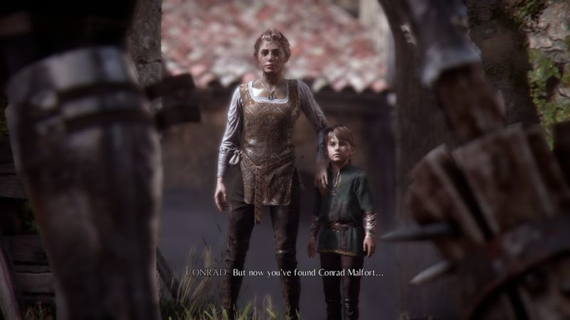 A Plague Tale Innocence - the strangers quest guide