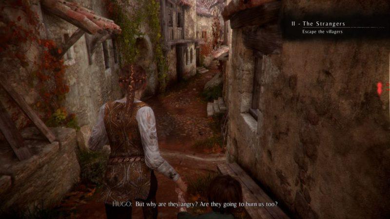 A Plague Tale Innocence - the strangers quest walkthrough