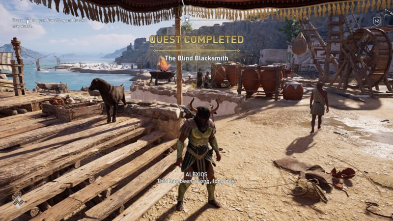 ac-odyssey-the-blind-blacksmith-tips-guide