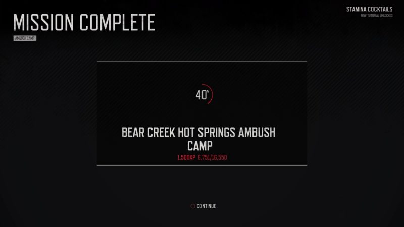 days-gone-bear-creek-hot-springs-ambush-camp-wiki